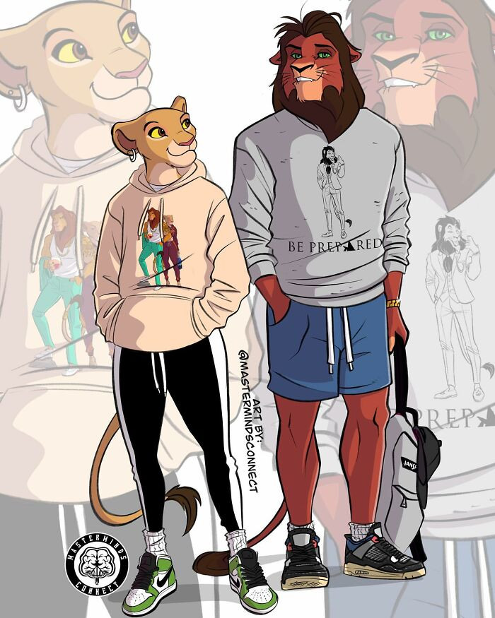 8. Kiara And Kovu