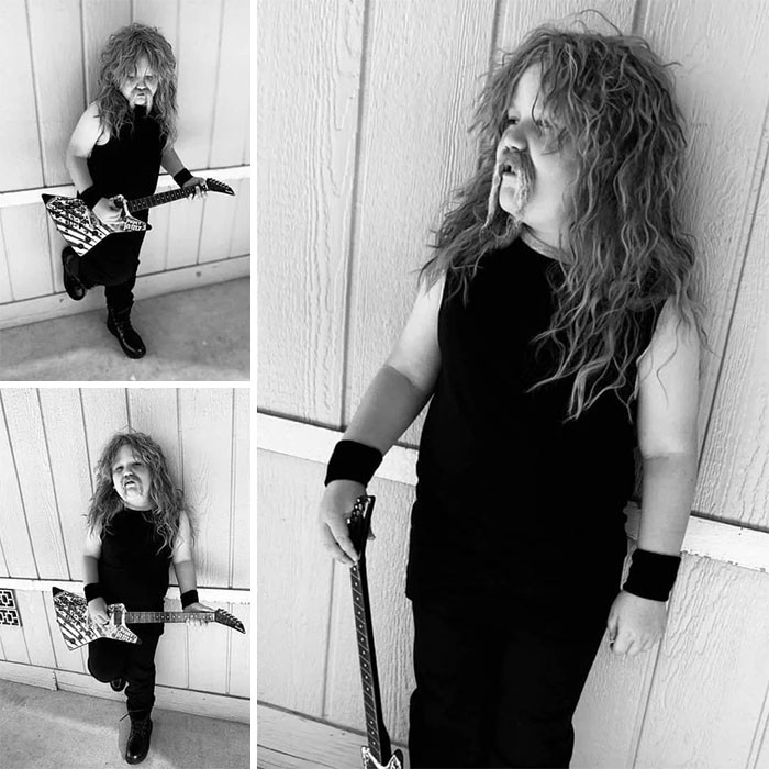 #47 My Son Just Discovered Metallica, He Can't Wait For Halloween