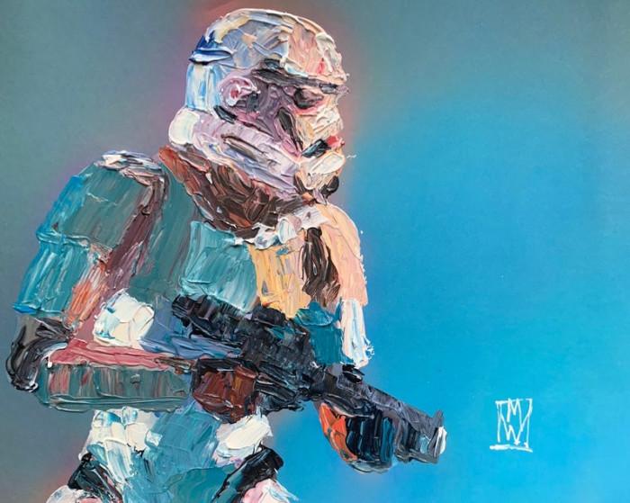 11. Stormtrooper