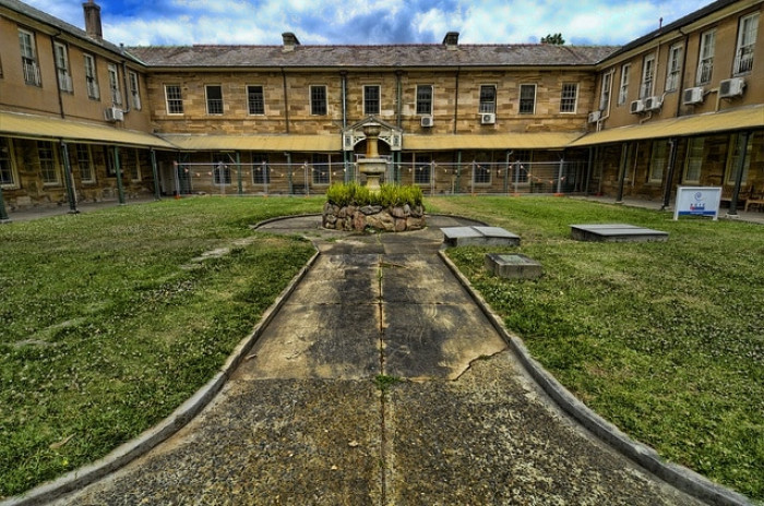 Gladesville Mental Hospital, NSW