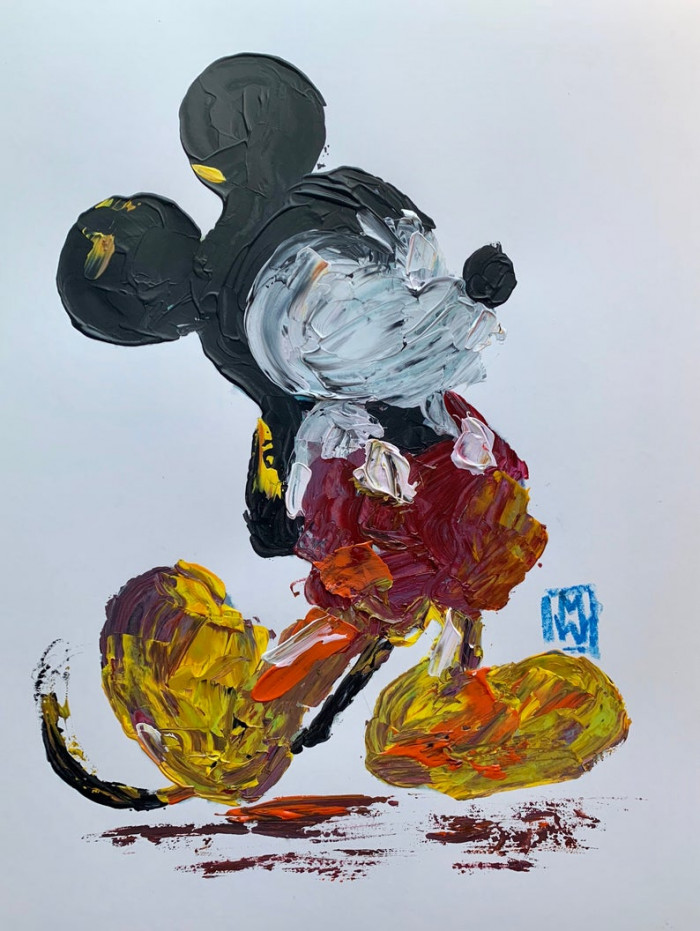 22. Mickey Mouse