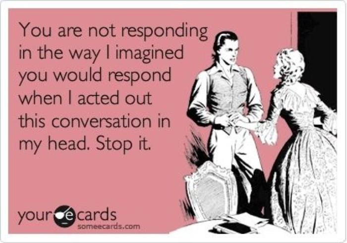 Please act accordingly!
