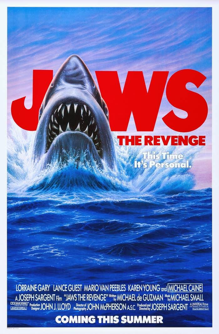 1. Jaws: The Revenge