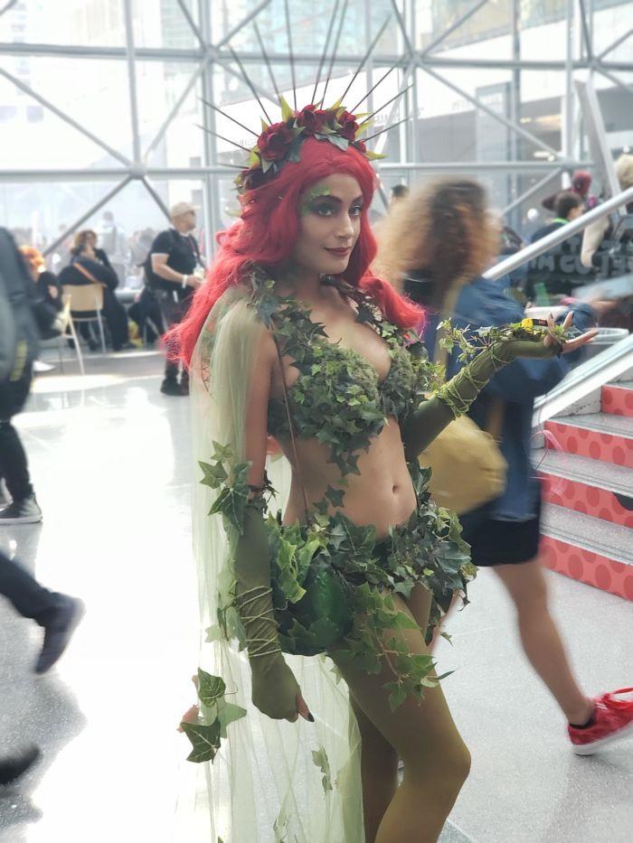 14. Poison Ivy