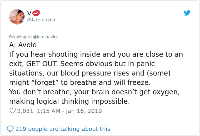 Firstly, as simple as it sounds, just breathe. Your brain needs oxygen to function correctly