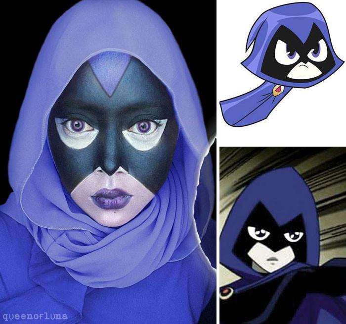 #22 Raven