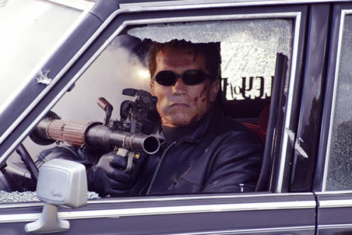 12. Terminator 3, and every other Terminator movie after 2
