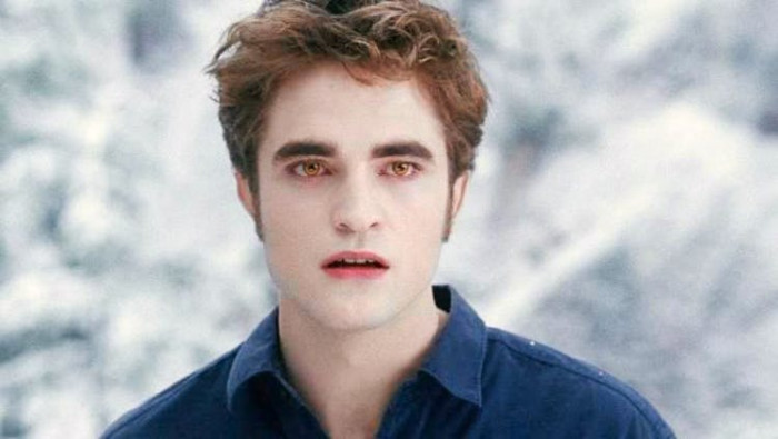 According to rumours, vampire boy himself, Robert Pattinson could be up for the roll.
