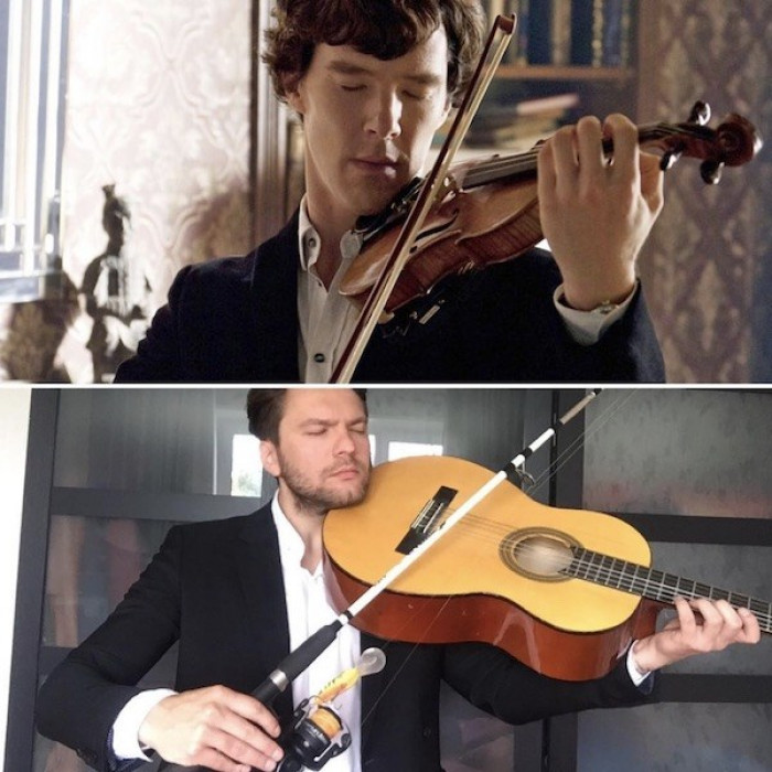 36. Sherlock Holmes