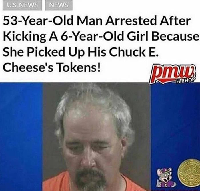 18. Chuck E. Cheese is serious business