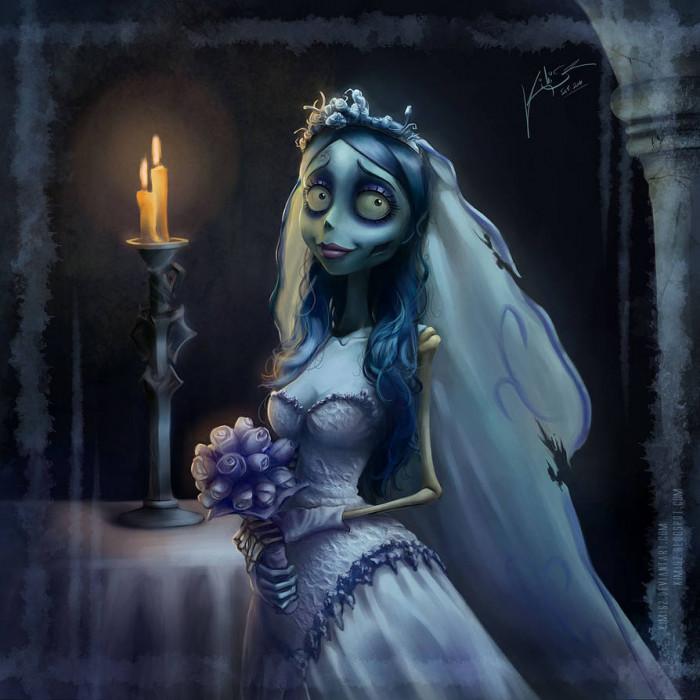 11. Corpse Bride