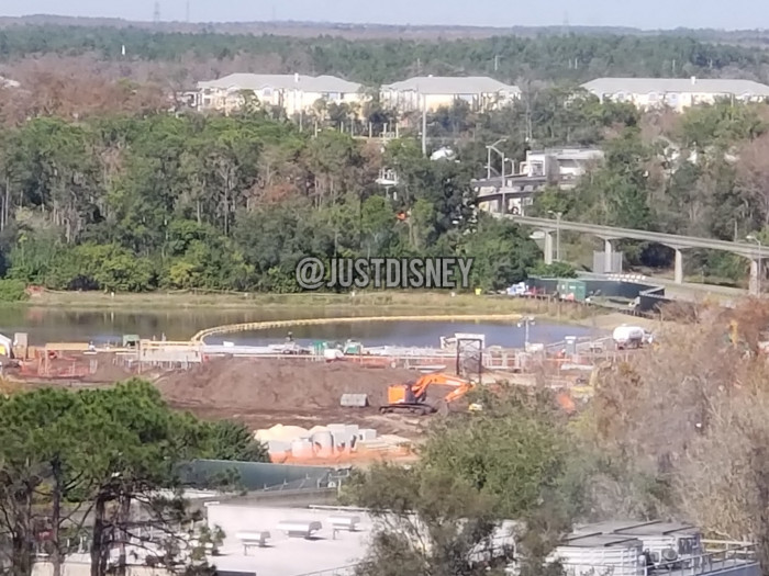 Construction site photo No. 1: