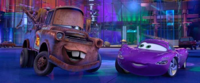 18. Cars 2