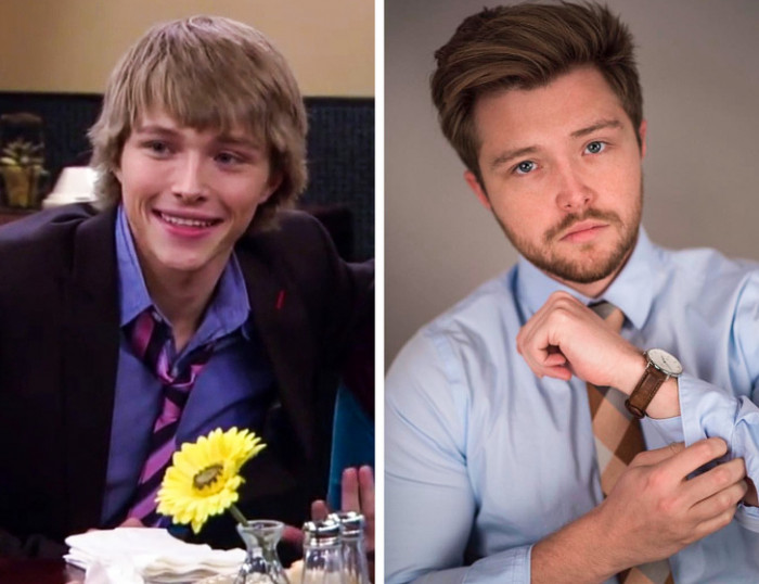 #17 Sterling Knight — Chad Dylan Cooper