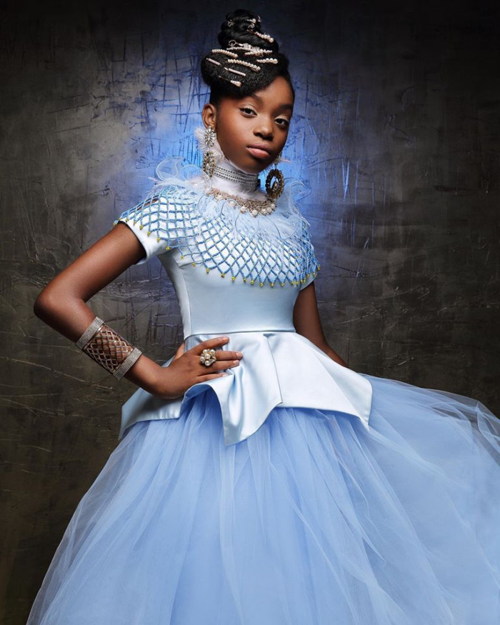 Inspiration: Cinderella