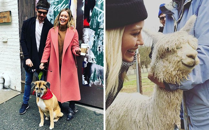 19. Hilary Duff & Lucy And Ivan