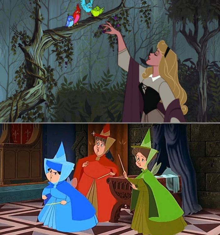 12. Sleeping Beauty was a box office flop, so Disney had huge layoffs all over the animation department.