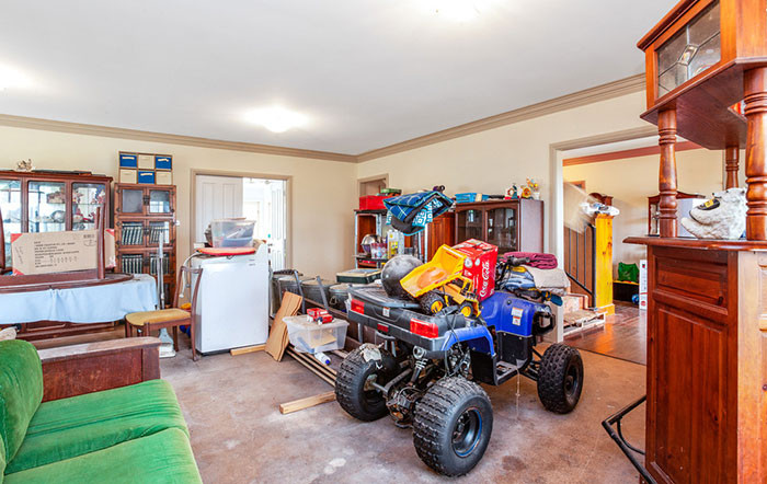 So it seems to be a trend to have motor-vehicles in the house.
