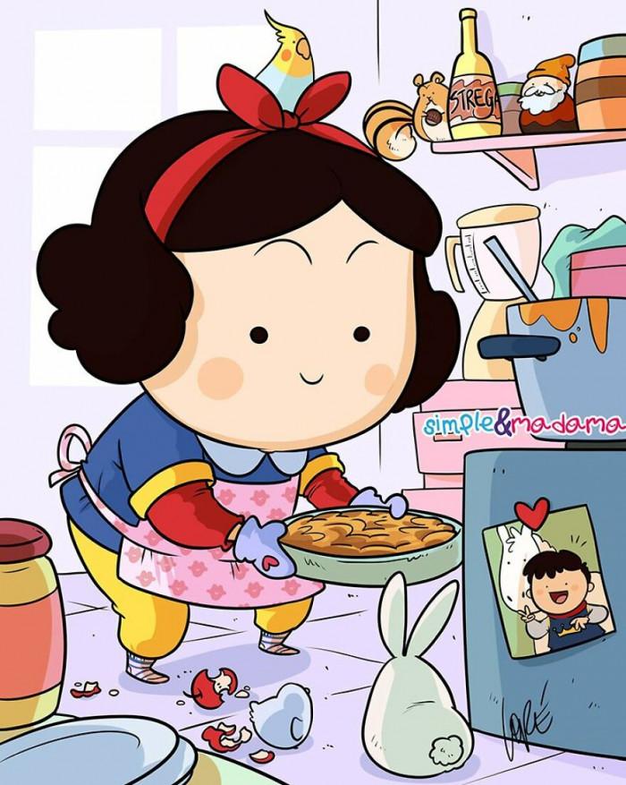 #8 Snow White