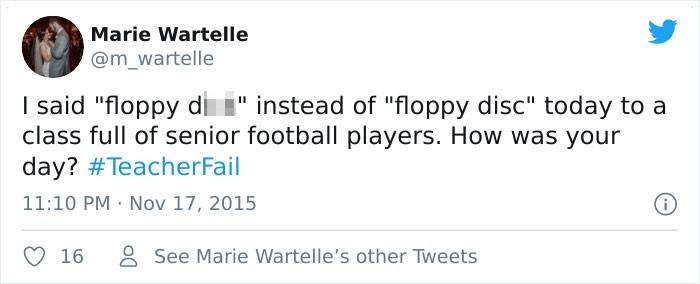 Floppy fail...