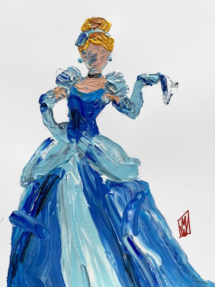 32. Cinderella