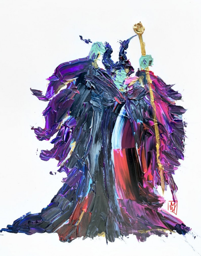 10. Maleficent