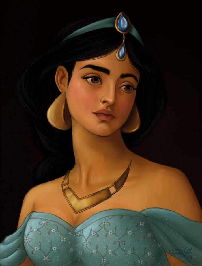 9. Princess Jasmine