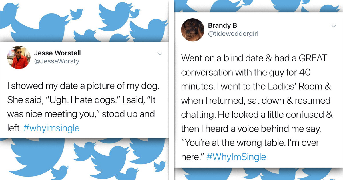 People Share The Hilarious Reasons Why They're Single After Jimmy Fallon Popularized That Hashtag On Twitter