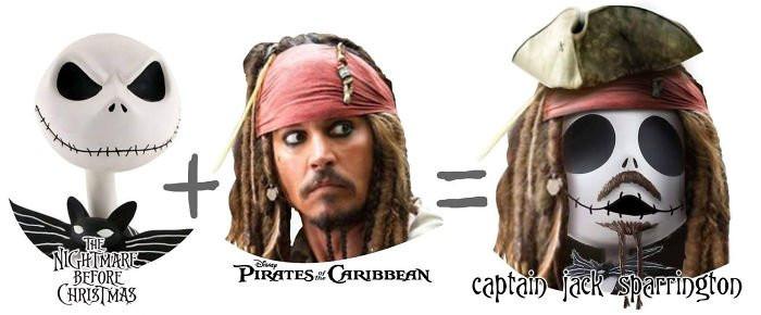 14. Captain Jack Sparrington
