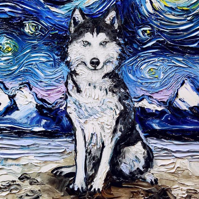 Aja Van Gogh?