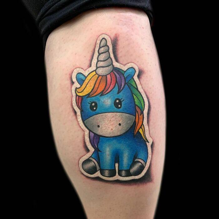 27. Rainbow Unicorn
