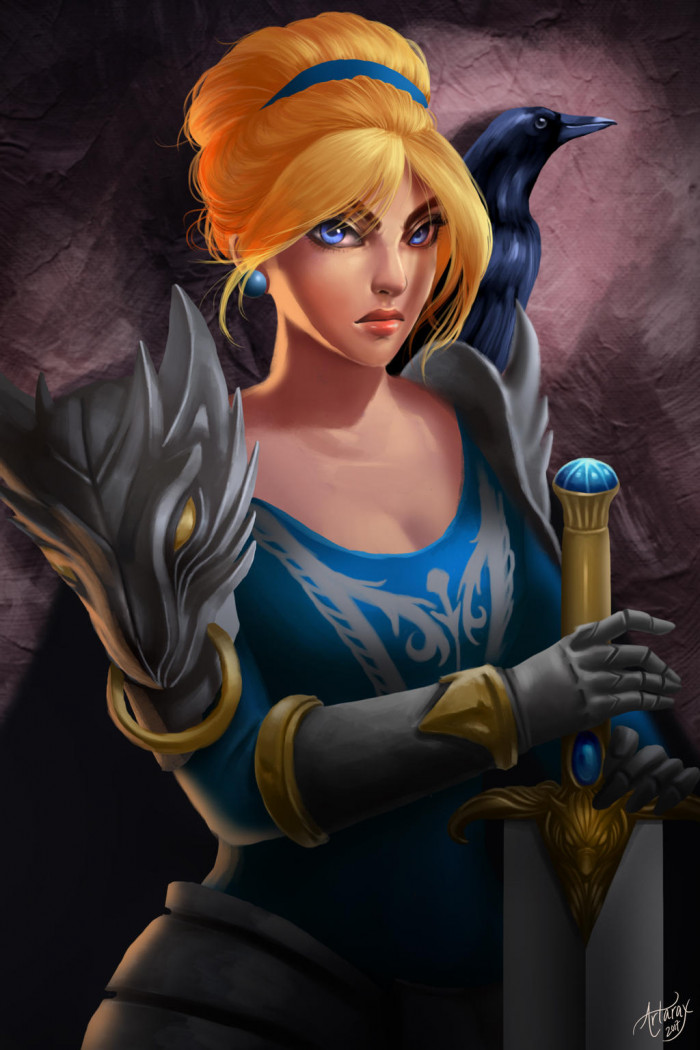 4. Cinderella