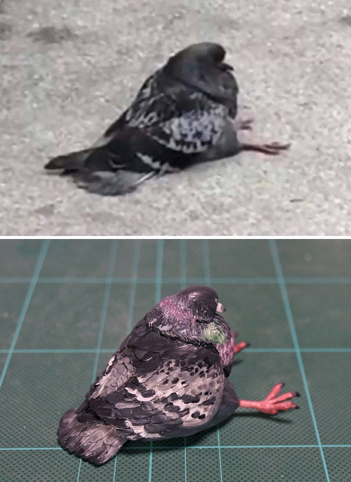 #18 All Birds Sit Like This