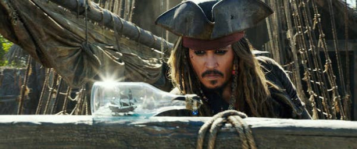 17. Pirates of the Caribbean: Dead Men Tell No Tales