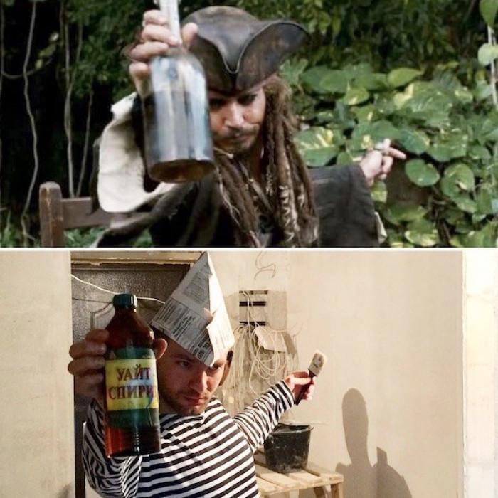 22. Captain Jack Sparrow