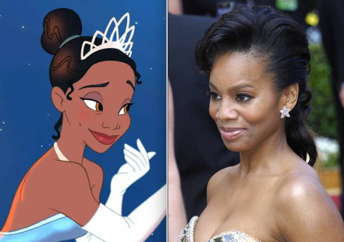 14. Only one Disney Princess has dimples - Tiana from The Princess and the Frog.