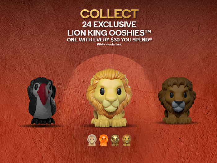 After this sale, the remaining 'Furry Simba' Ooshies have become even more attractive and a lot of people have already begun the hunt for them considering how much they could fetch on eBay.