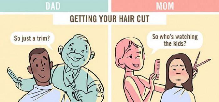 1. Hair Cut