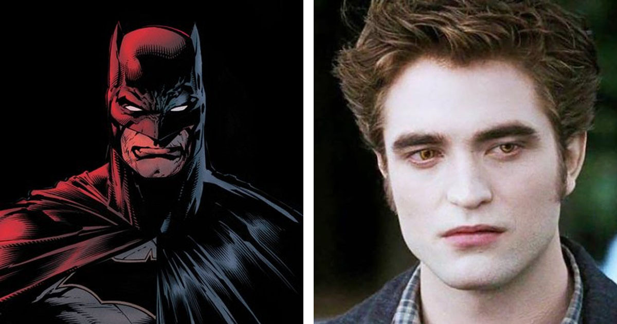 Robert Pattinson Could Be the Next Batman Gracing The Silver Screen