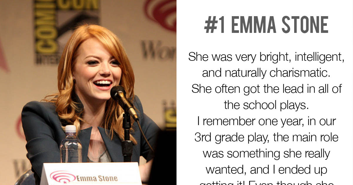 People That Knew Celebrities Before They Had Fame and Fortune Share What They Were Truly Like