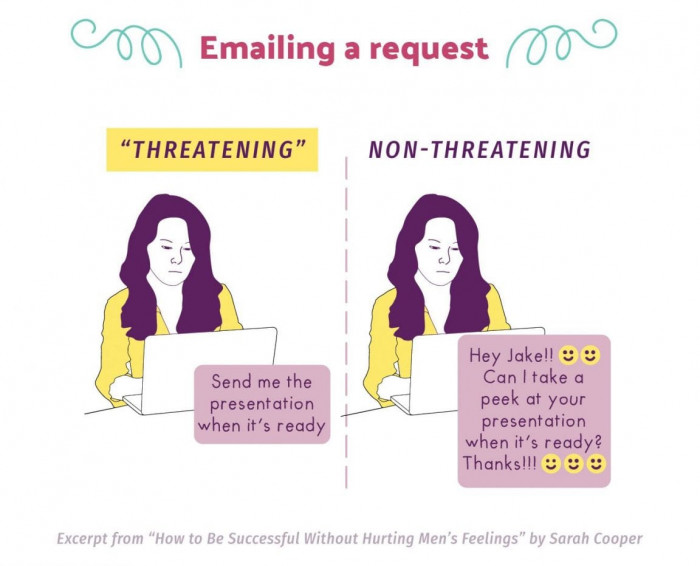 ...on 'Emailing A Request' in corporate America