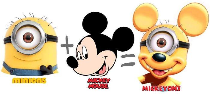 21. Mickeyons