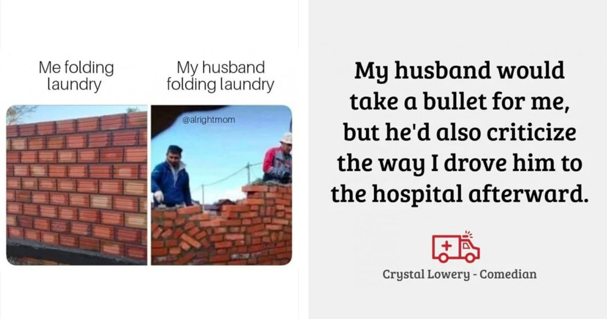 10 Funny Memes For Married People To Laugh and Cry At