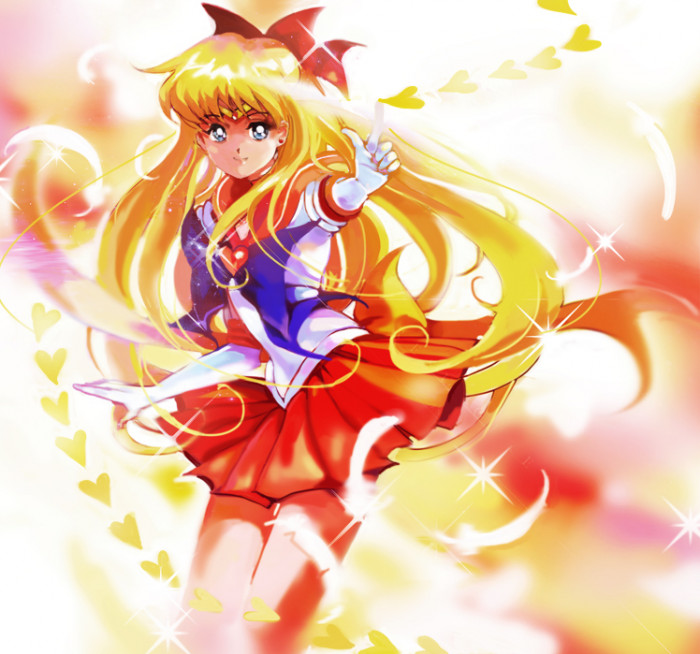 3. Sailor Venus