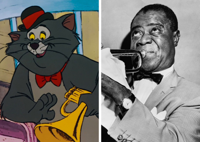 Scat Cat — Louis Armstrong