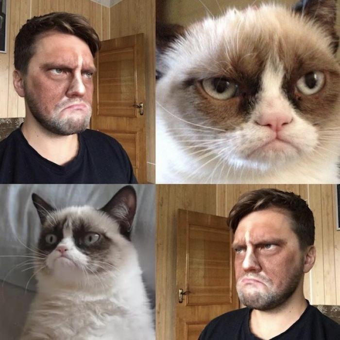 32. Grumpy Cat