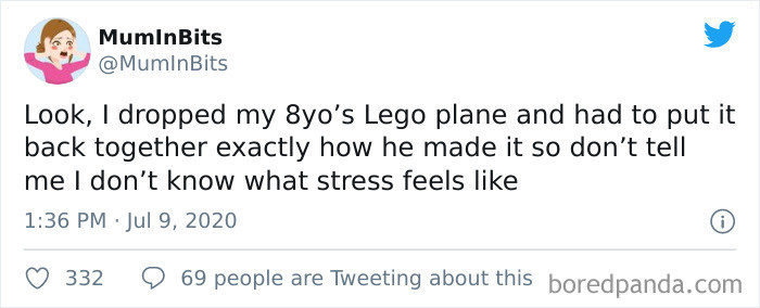 10. Stress Level Over 9000