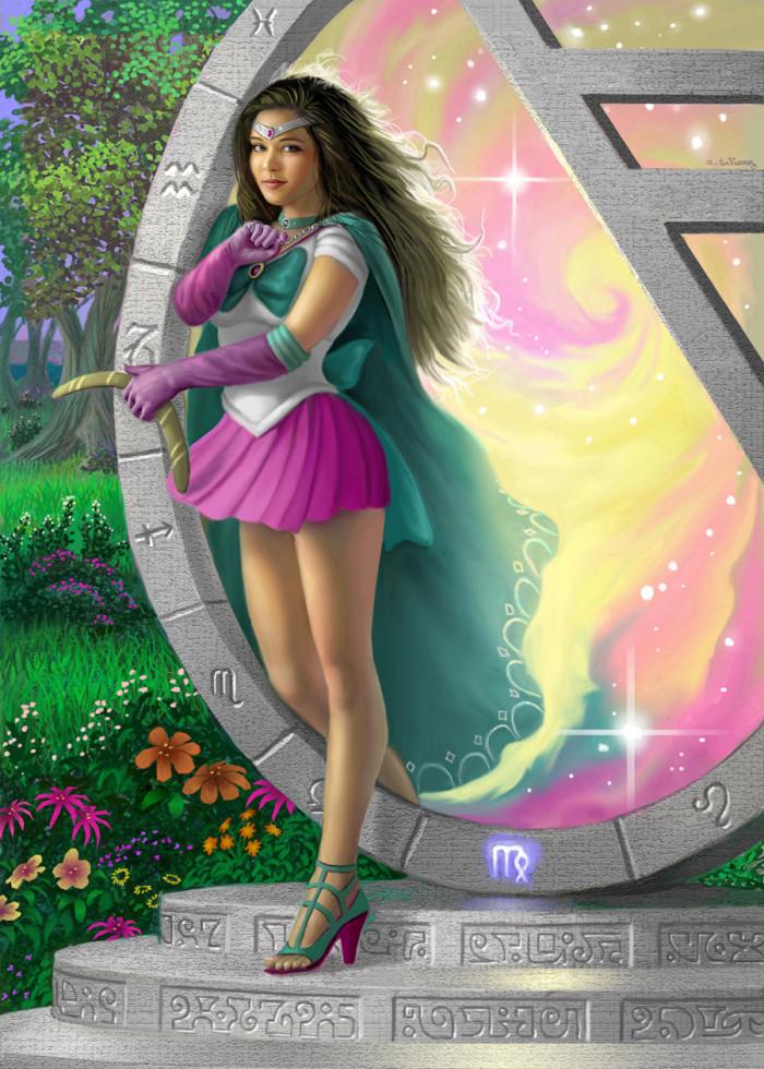 19. Sailor Virgo