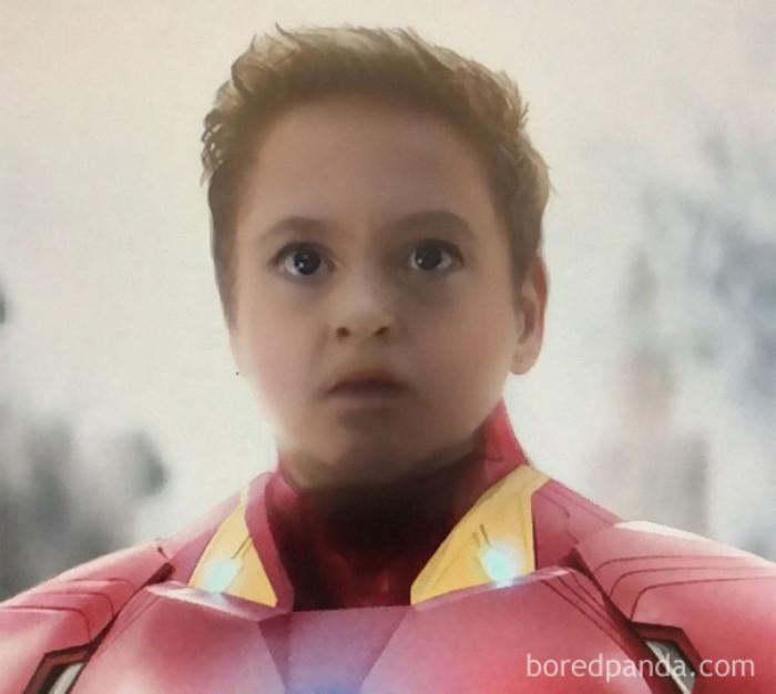 #9 Tony Stark (Iron Man)