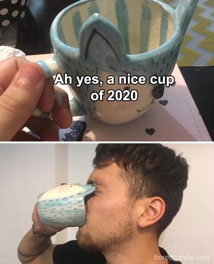 ... a nice cup